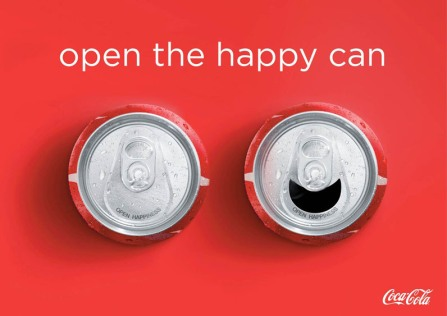 Image Found On: https://creativadvertising.wordpress.com/2013/05/30/coca-cola-smiles-back-at-you/